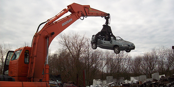 Scrap Metal Prices Cars >> Instant Payment for Scrap Cars in Swindon | Collection and Recovery | Scrap Metals | Saunders ...